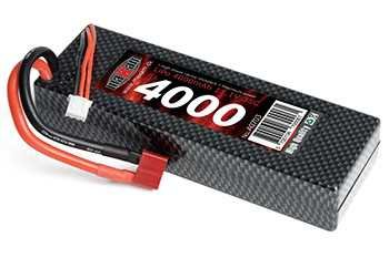 Maxam Battery 4000mah Hard Case 35C 3S Deans