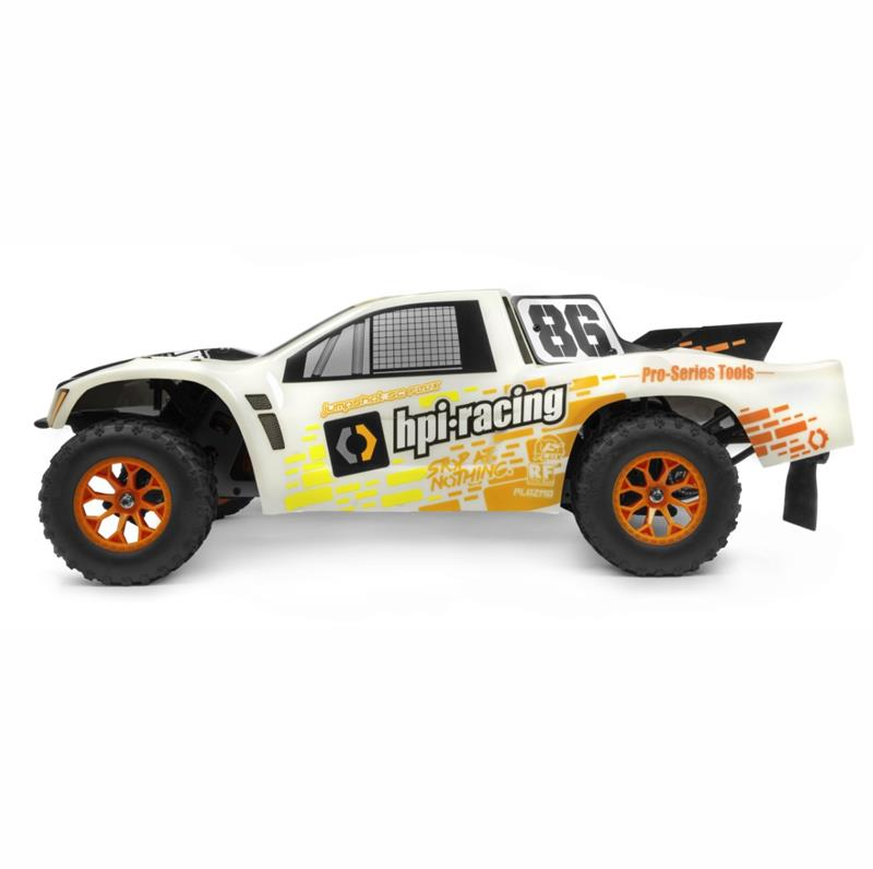 HPI Jumpshot Short Course FLUX 2WD RTR 160031